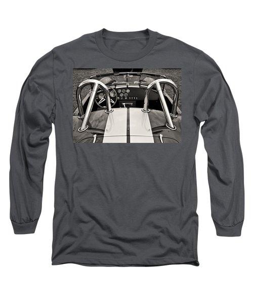 Shelby Cobra Long Sleeve T-Shirt