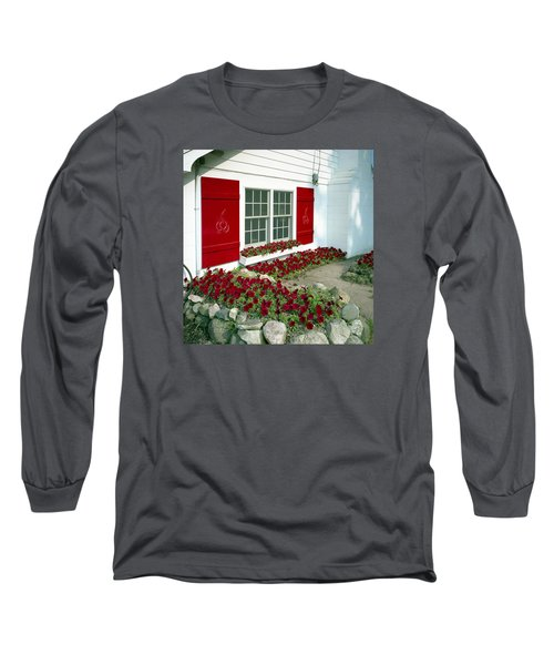 Shelby Flowers Long Sleeve T-Shirt