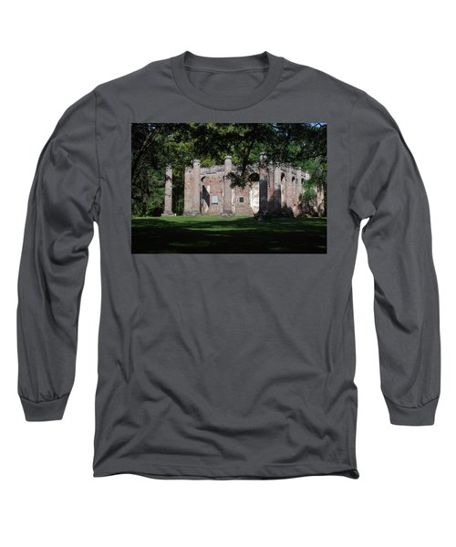 Sheldon Church 7 Long Sleeve T-Shirt by Gordon Mooneyhan