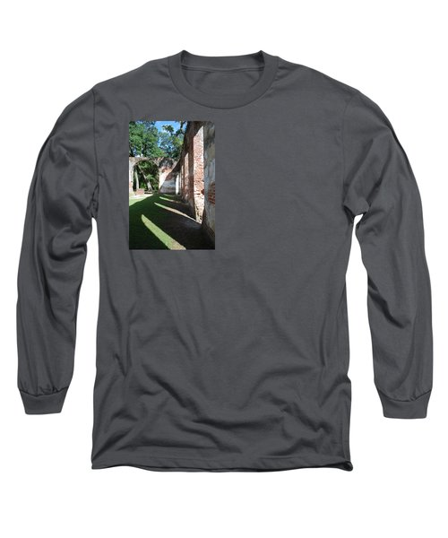 Sheldon Church 8 Long Sleeve T-Shirt by Gordon Mooneyhan