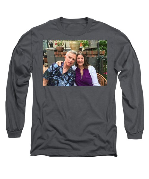 Shellie And Allen Long Sleeve T-Shirt