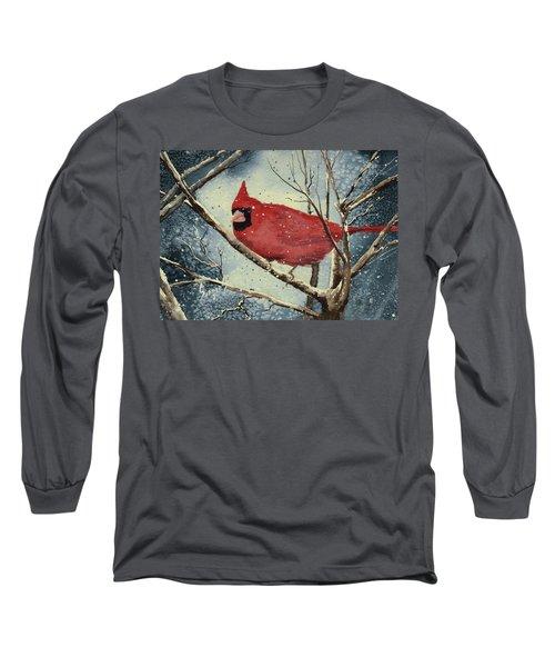 Shelly's Cardinal Long Sleeve T-Shirt