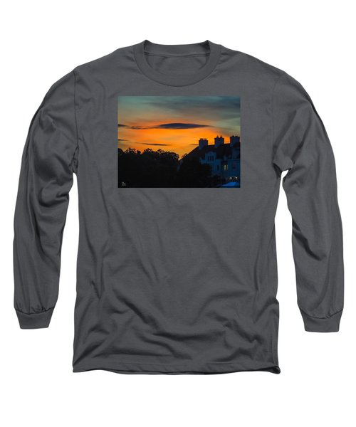 Sherbet Sky Sunset Long Sleeve T-Shirt