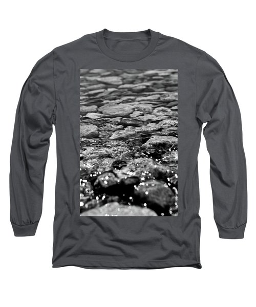 Shimmering Waters In Spring Long Sleeve T-Shirt