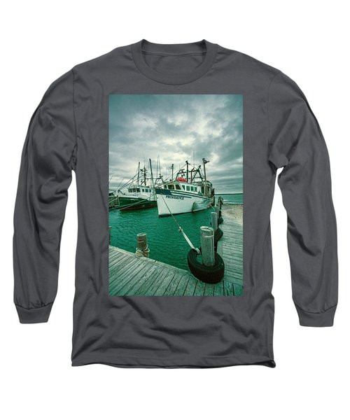Shinnecock Fishing Vessels Long Sleeve T-Shirt
