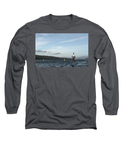 Shoal Marker Long Sleeve T-Shirt