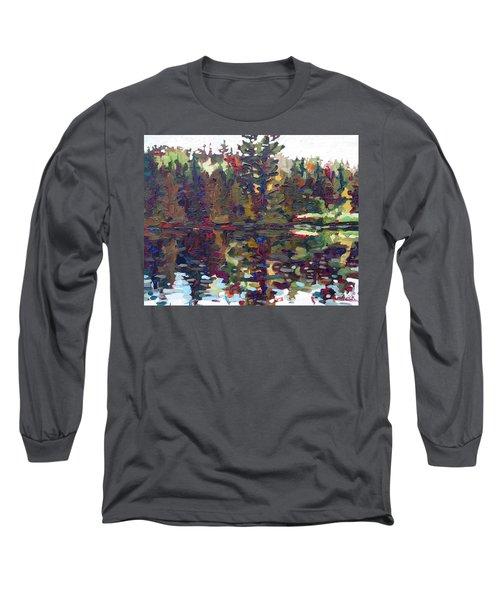 Shore Sunrise Long Sleeve T-Shirt