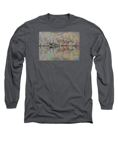 Long Sleeve T-Shirt featuring the photograph Shoreline by Christian Mattison