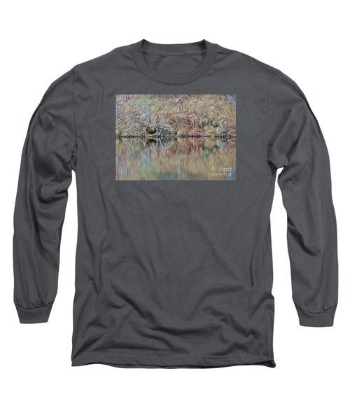 Shoreline Long Sleeve T-Shirt by Christian Mattison