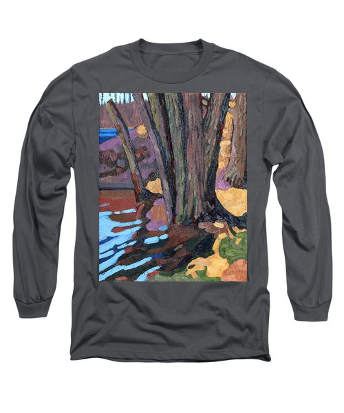 Shoreline Maples Long Sleeve T-Shirt