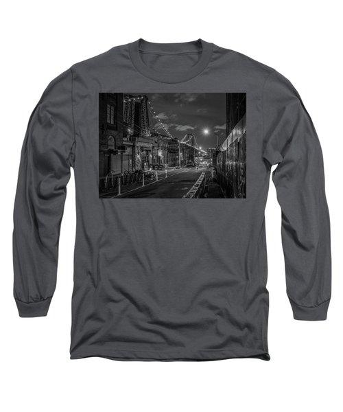 Shortcut Long Sleeve T-Shirt by Jeffrey Friedkin