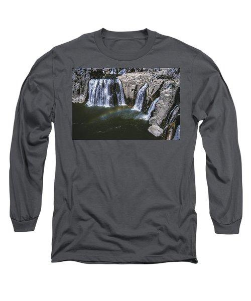 Shoshone Falls Idaho Long Sleeve T-Shirt