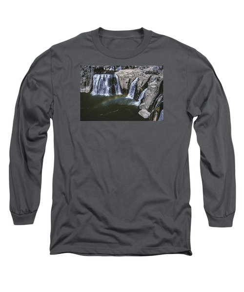 Shoshone Falls Idaho Long Sleeve T-Shirt