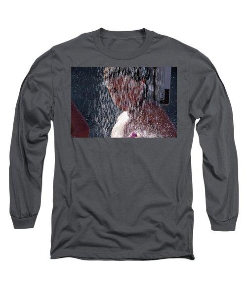 Shower Long Sleeve T-Shirt