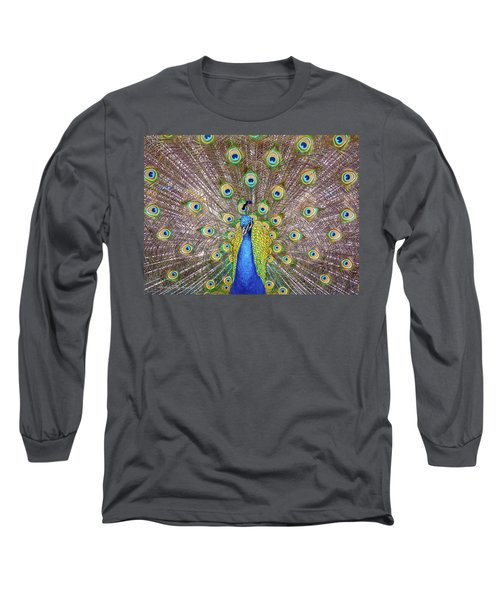 Showing Off..... Long Sleeve T-Shirt