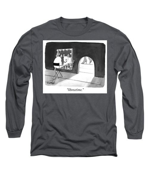 Showtime Long Sleeve T-Shirt