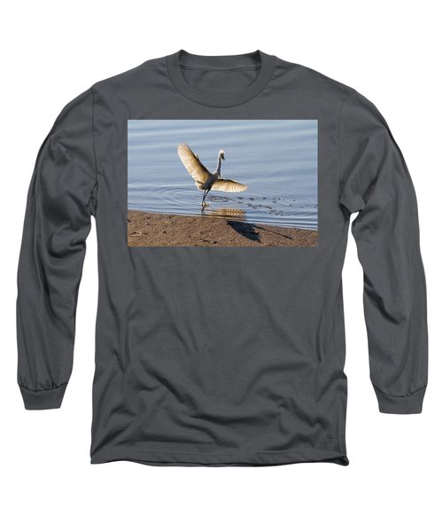 Showy Snowy Long Sleeve T-Shirt