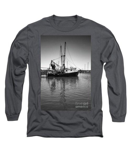 Shrimp Boat Long Sleeve T-Shirt