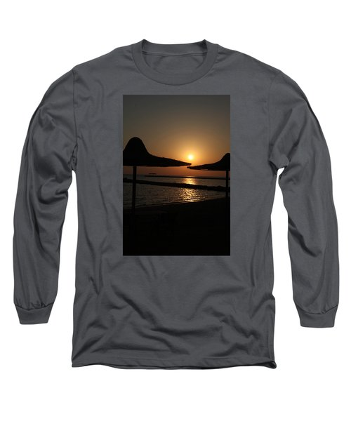 Long Sleeve T-Shirt featuring the photograph Shuldersol by Jez C Self