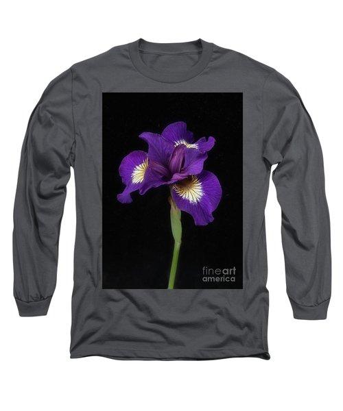 Siberian Iris Long Sleeve T-Shirt