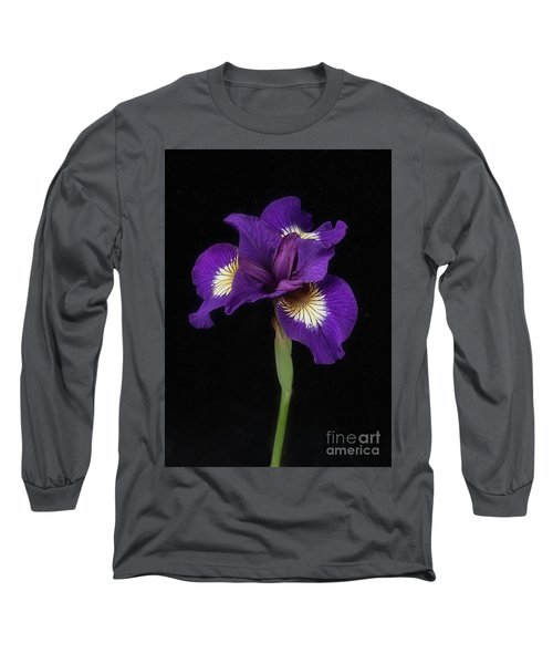 Siberian Iris Long Sleeve T-Shirt