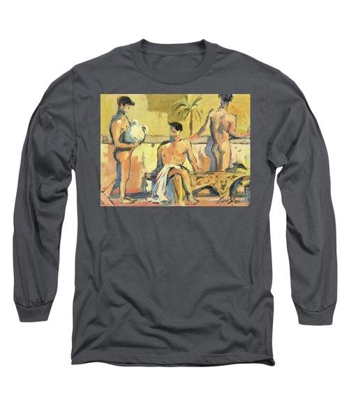 Sicilian Boys Long Sleeve T-Shirt