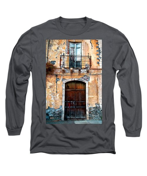 Sicilian Facade Long Sleeve T-Shirt