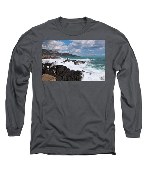 Sicilian Stormy Sound Long Sleeve T-Shirt