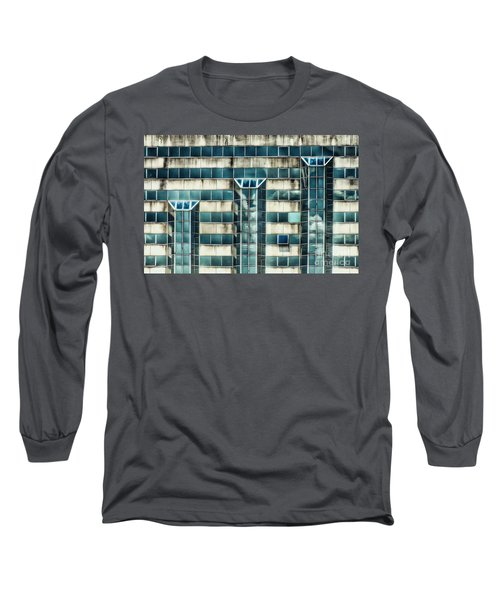 Side Of The Building  Long Sleeve T-Shirt