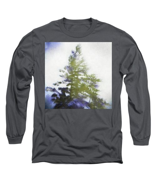 Sierra Book Pines Long Sleeve T-Shirt