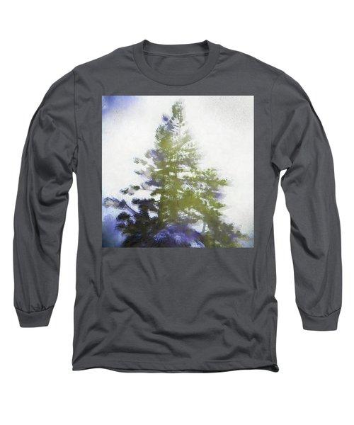 Sierra Book Pines Long Sleeve T-Shirt