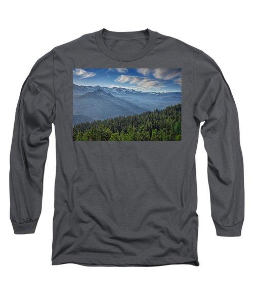 Sierra Mist Long Sleeve T-Shirt