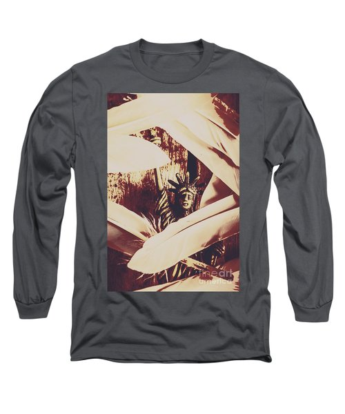 Signing Of The Declaration Of Independence  Long Sleeve T-Shirt