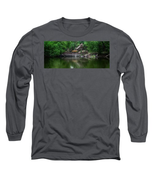 Silent Company Long Sleeve T-Shirt