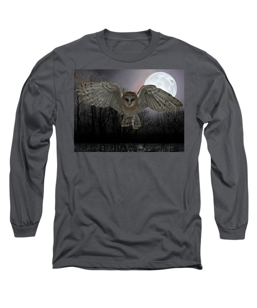 Silent Night Long Sleeve T-Shirt