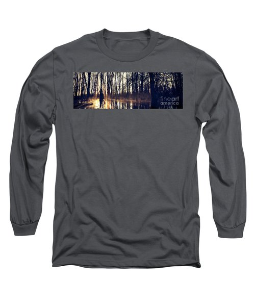 Silent Woods #4 Long Sleeve T-Shirt