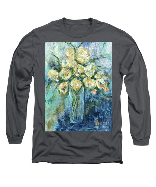 Silly Love Songs Long Sleeve T-Shirt by Kirsten Reed