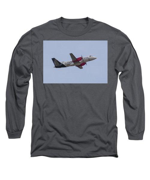 Silver Air Long Sleeve T-Shirt