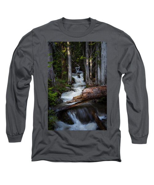 Silver Falls Long Sleeve T-Shirt