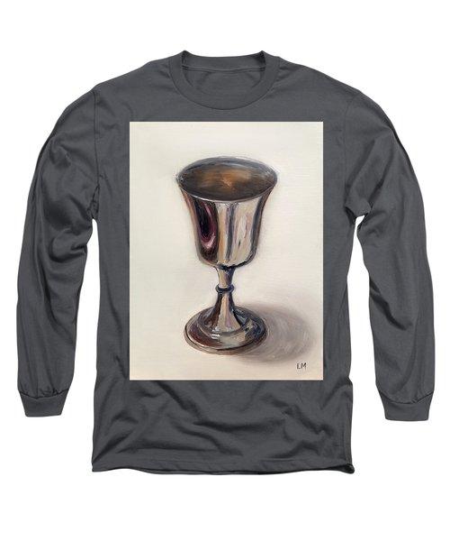 Silver Goblet Long Sleeve T-Shirt