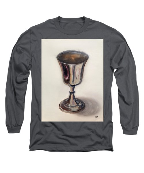 Silver Goblet Long Sleeve T-Shirt