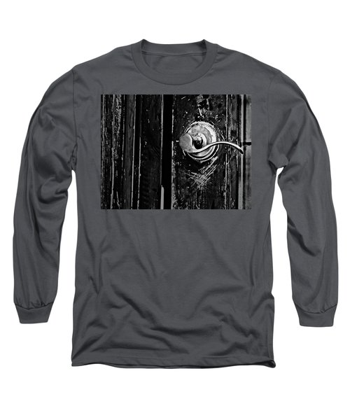 Silver Handle Long Sleeve T-Shirt