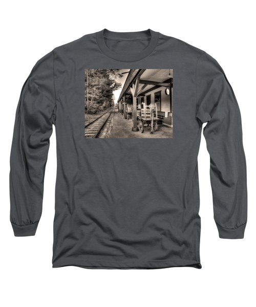 Silver Lake Rail Road 253 Long Sleeve T-Shirt