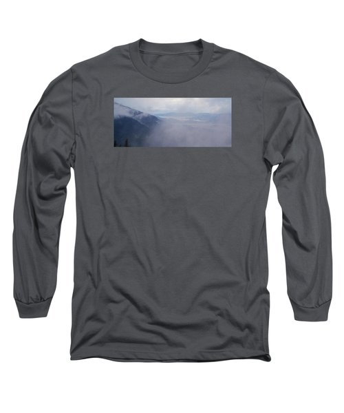 Spellbound Long Sleeve T-Shirt by Martin Cline