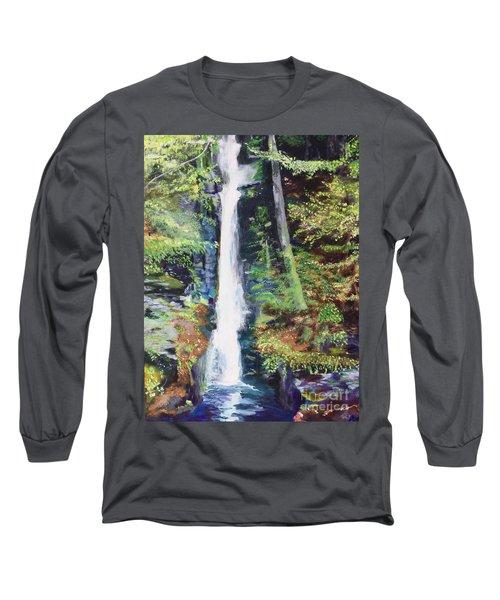 Silver Thread Falls Long Sleeve T-Shirt