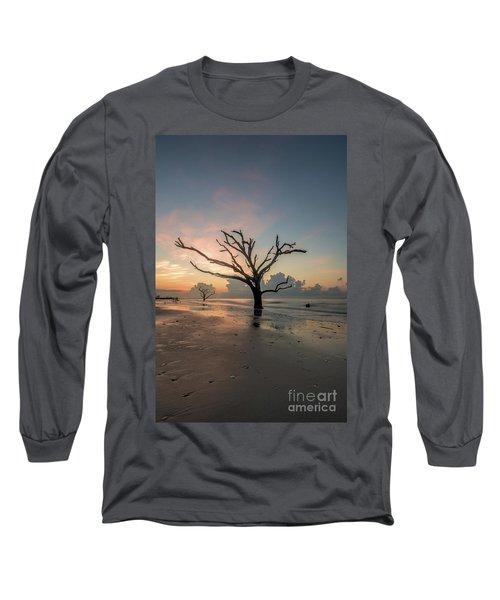 Silvia's Tree Long Sleeve T-Shirt by Robert Loe