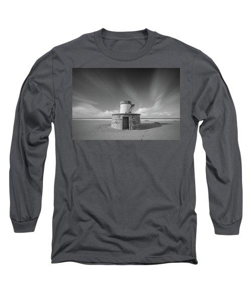 Simetrical Long Sleeve T-Shirt