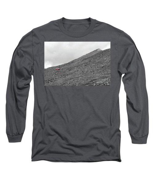 Simmon's Vision Long Sleeve T-Shirt