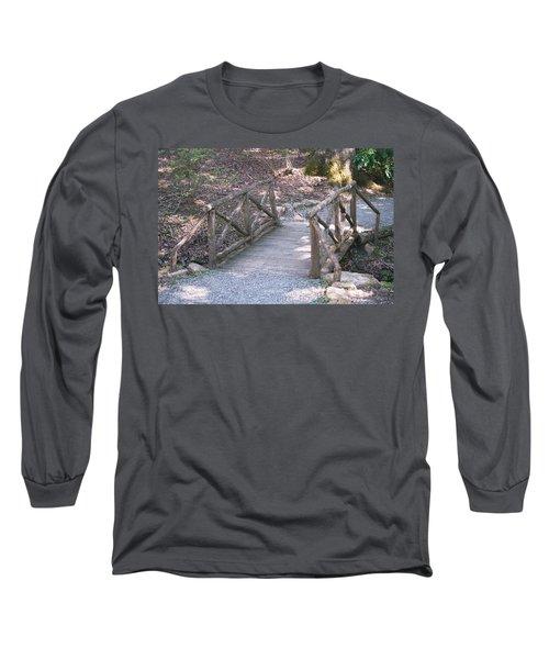 Simple Bridge Long Sleeve T-Shirt