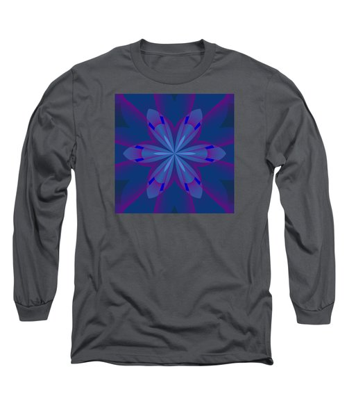 Simple Lines Long Sleeve T-Shirt